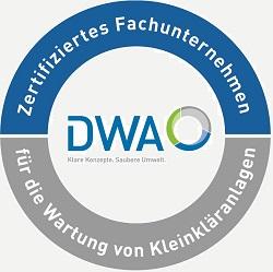 DWA Zert Homepage