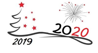 Frohe Weihnachten und ein gesundes und erfolgreiches Jahr 2020